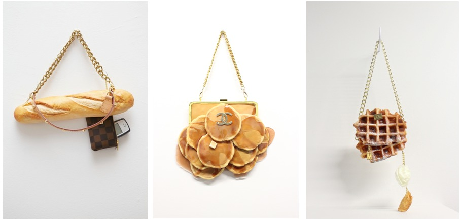 Chloe Wise, a canadiana que desenha malas inspiradas em bolos e pão