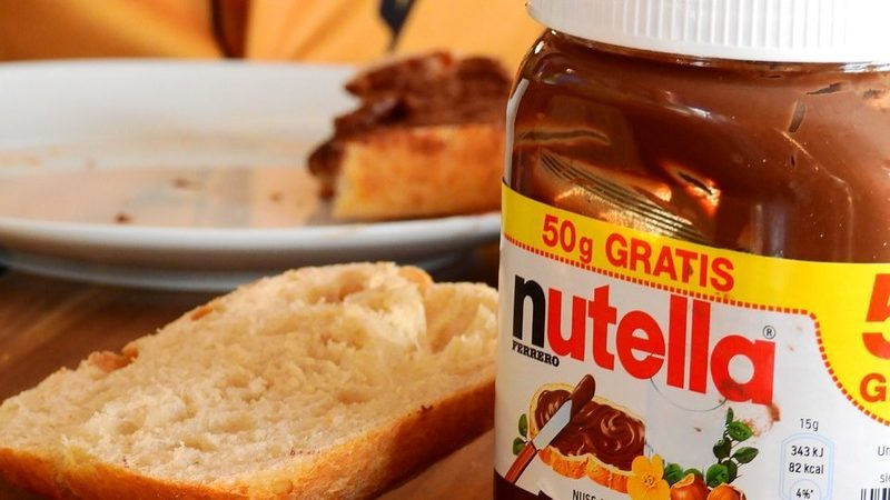 Vem aí concorrência para a Nutella. Marca italiana Barilla prepara creme de barrar