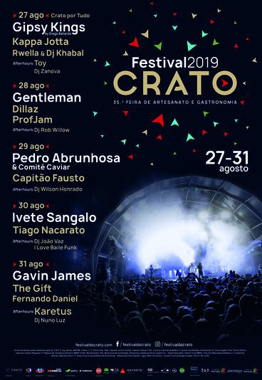 Festival do Crato: ganhe passes para o evento