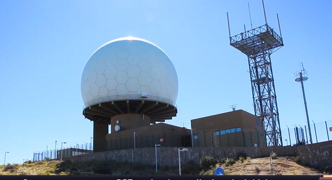 A infraestrutura europeia que vai controlar o lixo espacial está na Madeira