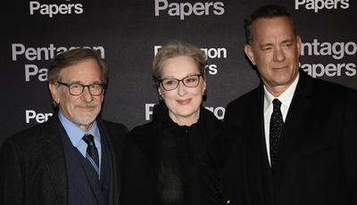 """The Post"": Novo filme de Spielberg banido no Líbano"