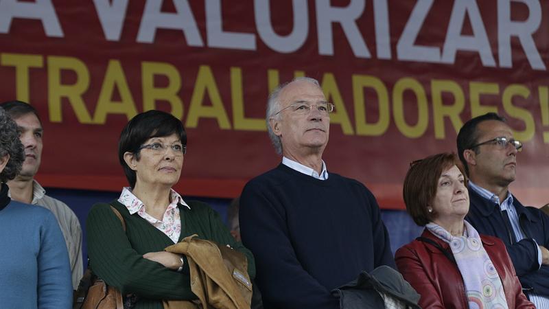 CGTP critica falta de afeto de Marcelo e anuncia fiscalização sucessiva ao código laboral