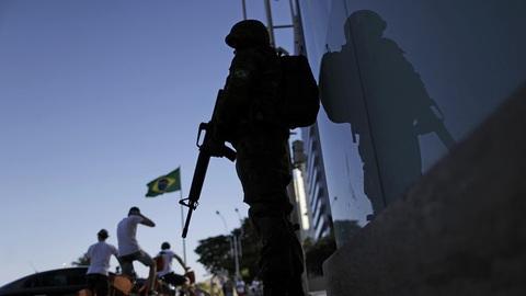Há 88 mil a cuidar da segurança nos Jogos Olímpicos