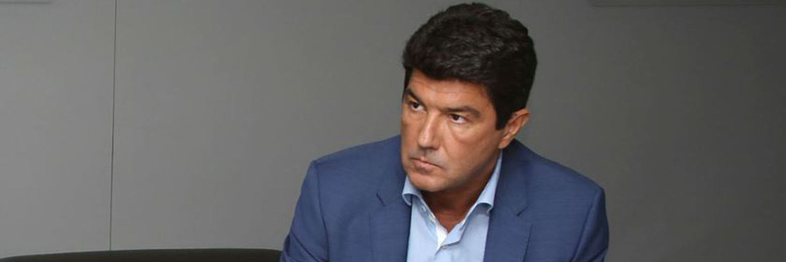 """Luís Bernardo: """"O Benfica não estava preparado para lidar com o crime organizado"""""""