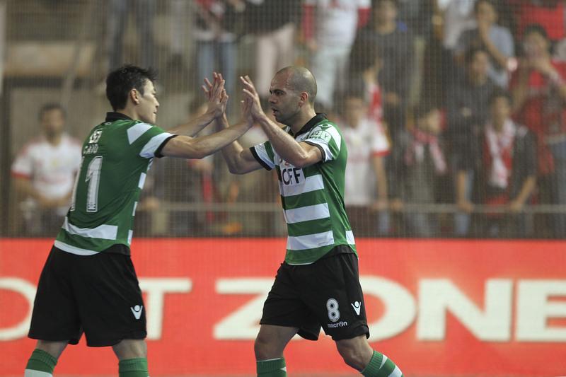 Sporting defronta Ugra Yugorsk na meia-final da UEFA Futsal Cup - Sapo Desporto