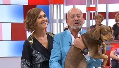 Manuel Luís Goucha surpreende Fátima Lopes em direto