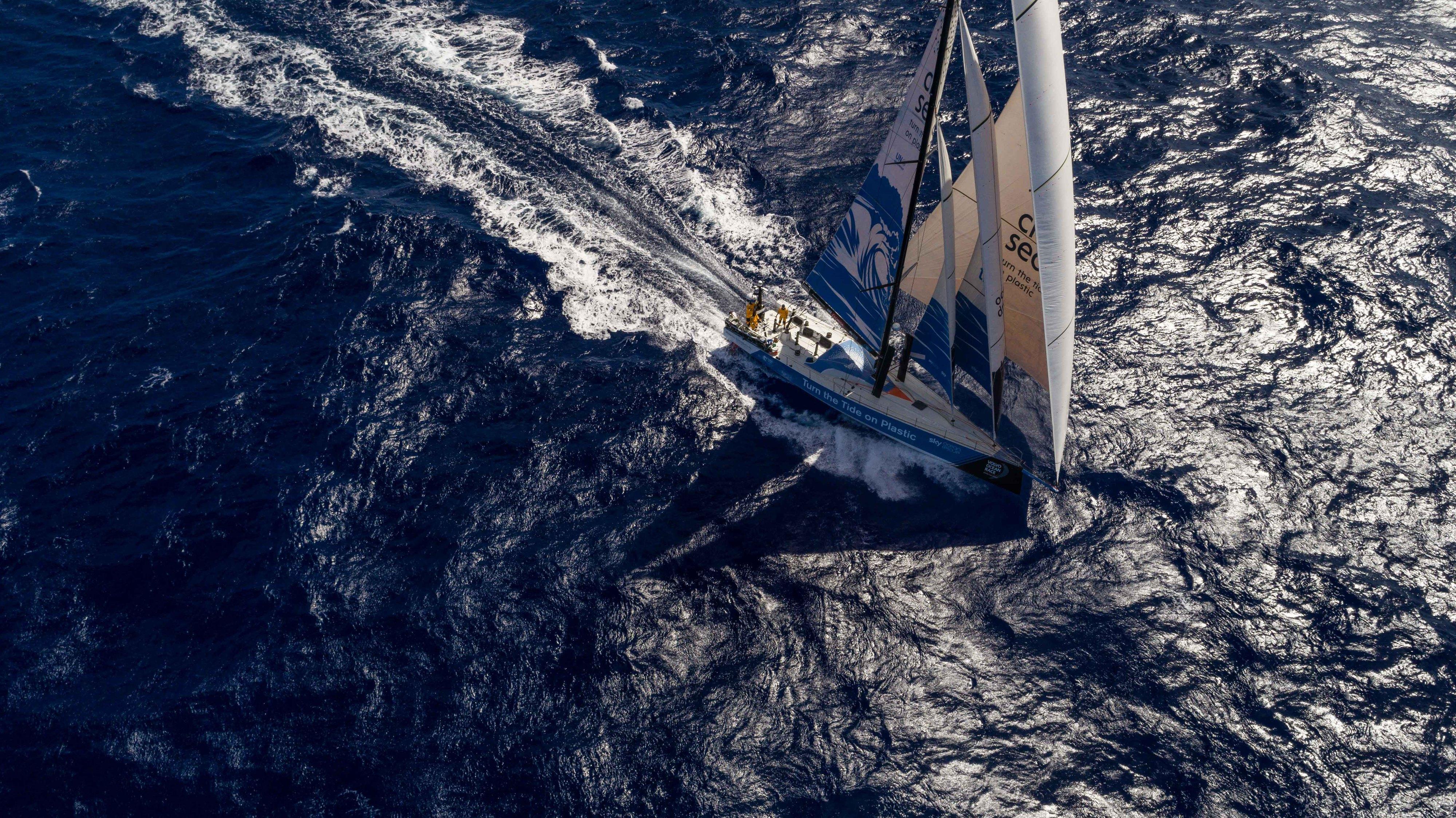 Volvo Ocean Race: tudo em aberto para as últimas 24 horas
