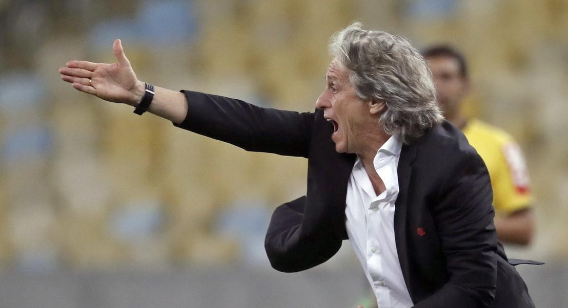 Sistema anti-drone e centro de treinos vedado: Jesus quer evitar espionagem na preparação para a Libertadores