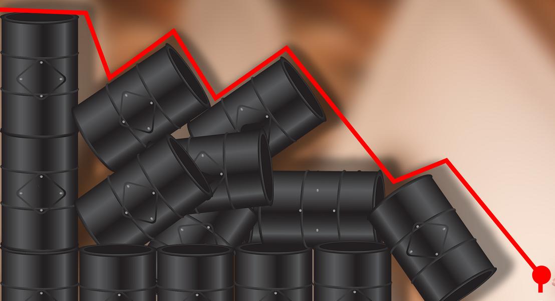 Petróleo afunda mais de 5% com retoma total da produção saudita em três semanas