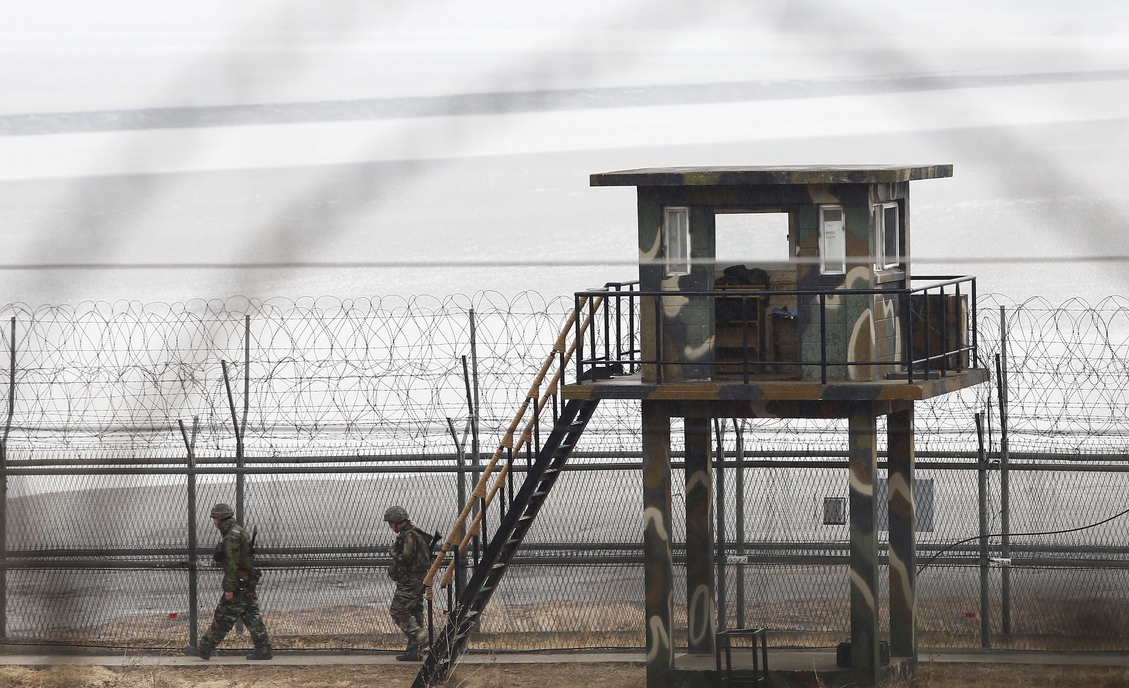 Coreias decidem fechar postos de vigilância ao longo da fronteira comum