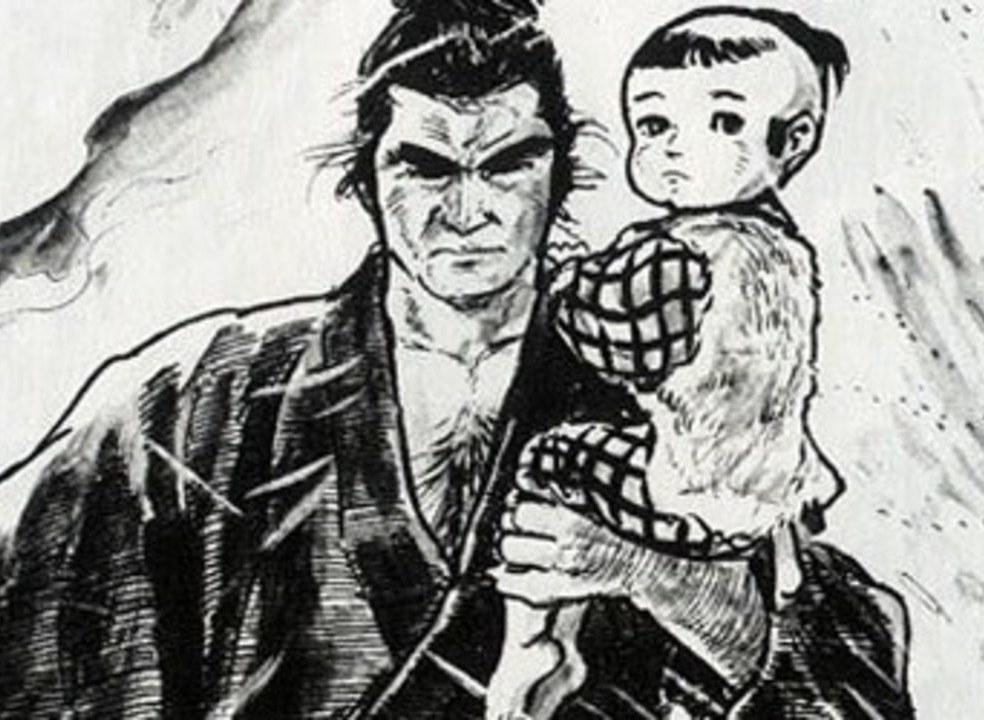 """Morreu Kazuo Koike, autor do clássico manga """"Lobo Solitário"""""""