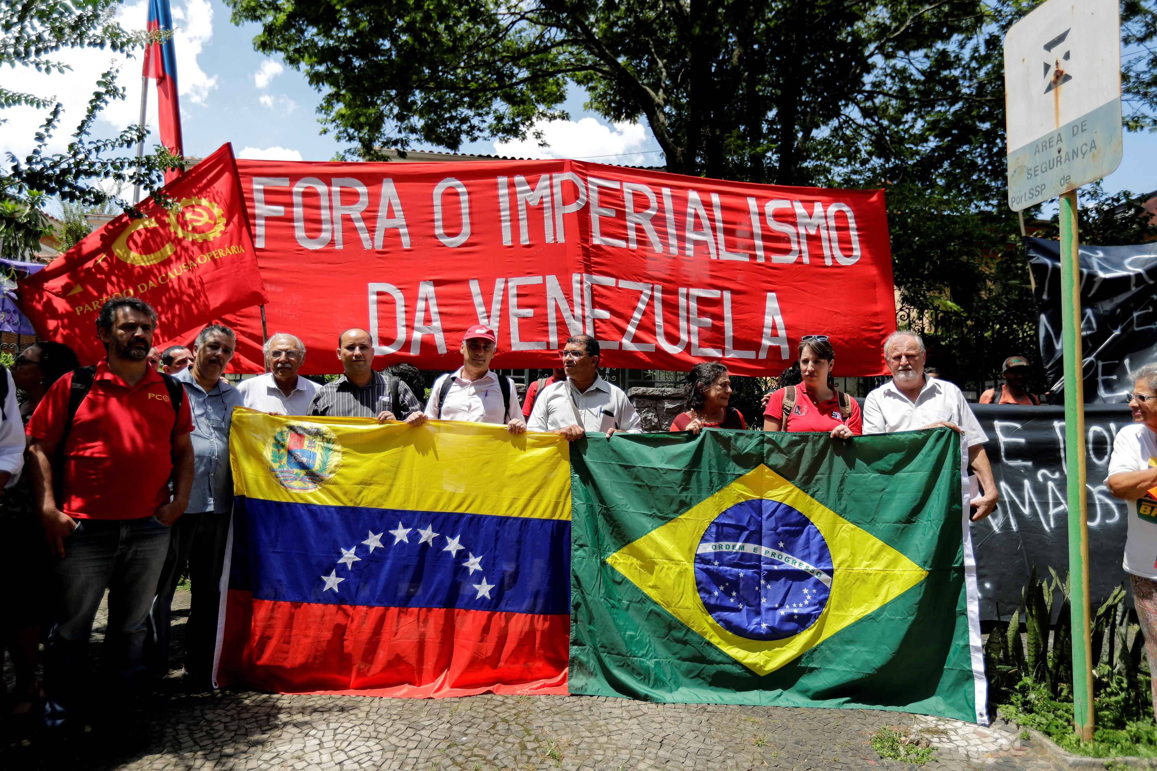 Fronteira da Venezuela com Brasil fechada após ordem de Maduro