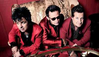 MTV EMAs: Green Day vão subir ao palco do World Stage em Sevilha