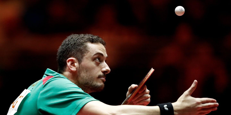 Marcos Freitas e Diogo Carvalho prosseguem no Open da Suécia de ténis de mesa