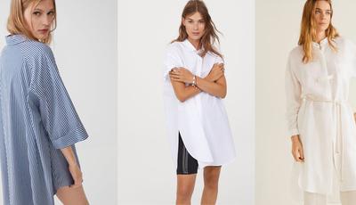 #tendência: camisas maxi são para usar