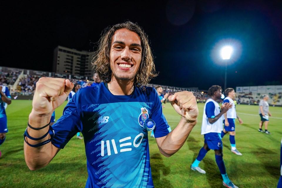 Tomás Esteves estreia-se com a camisola do FC Porto
