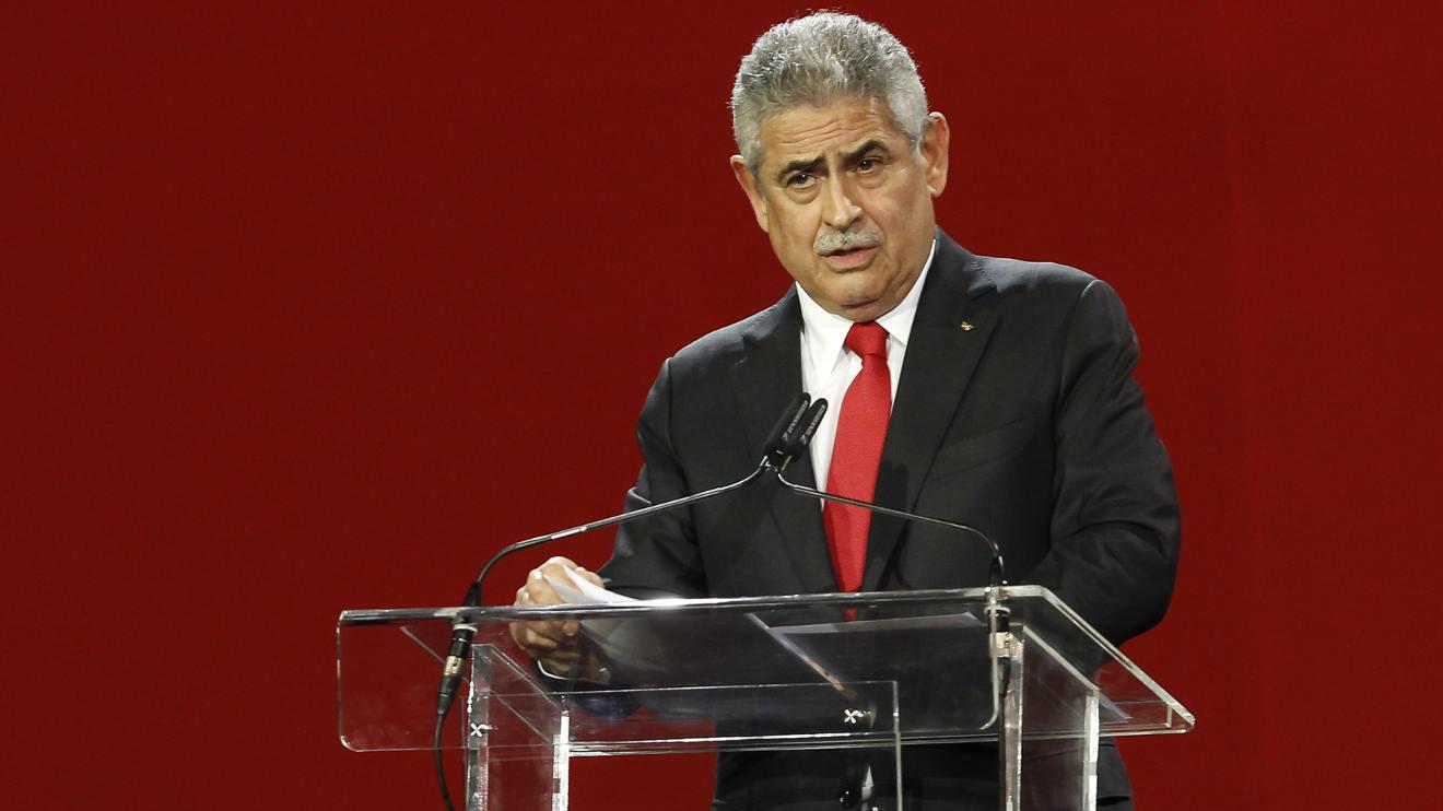 """Vieira destaca um 2019 """"bastante positivo"""" e atira: """"O Benfica tem de pensar em ganhar, ganhar e ganhar. É o que queremos fazer em 2020"""""""