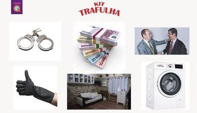 Inferno: Kit Trafulha, para se tornar um bom corrupto