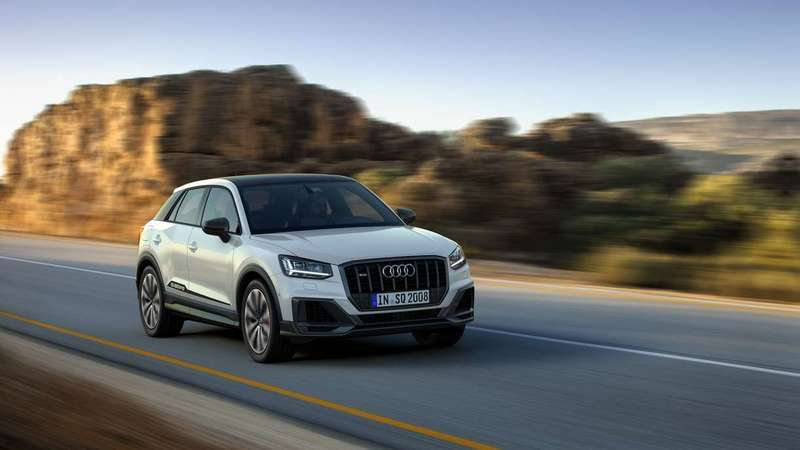 SQ2: O novo SUV desportivo da Audi com 300 CV