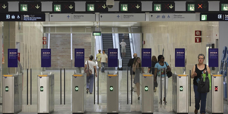 Metro de Lisboa com perturbações esta manhã devido a plenário de trabalhadores