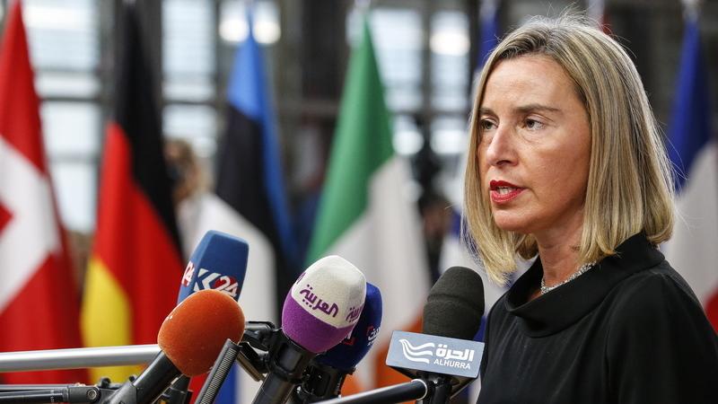 União Europeia pede à Turquia que se abstenha de realizar intervenção militar na Síria