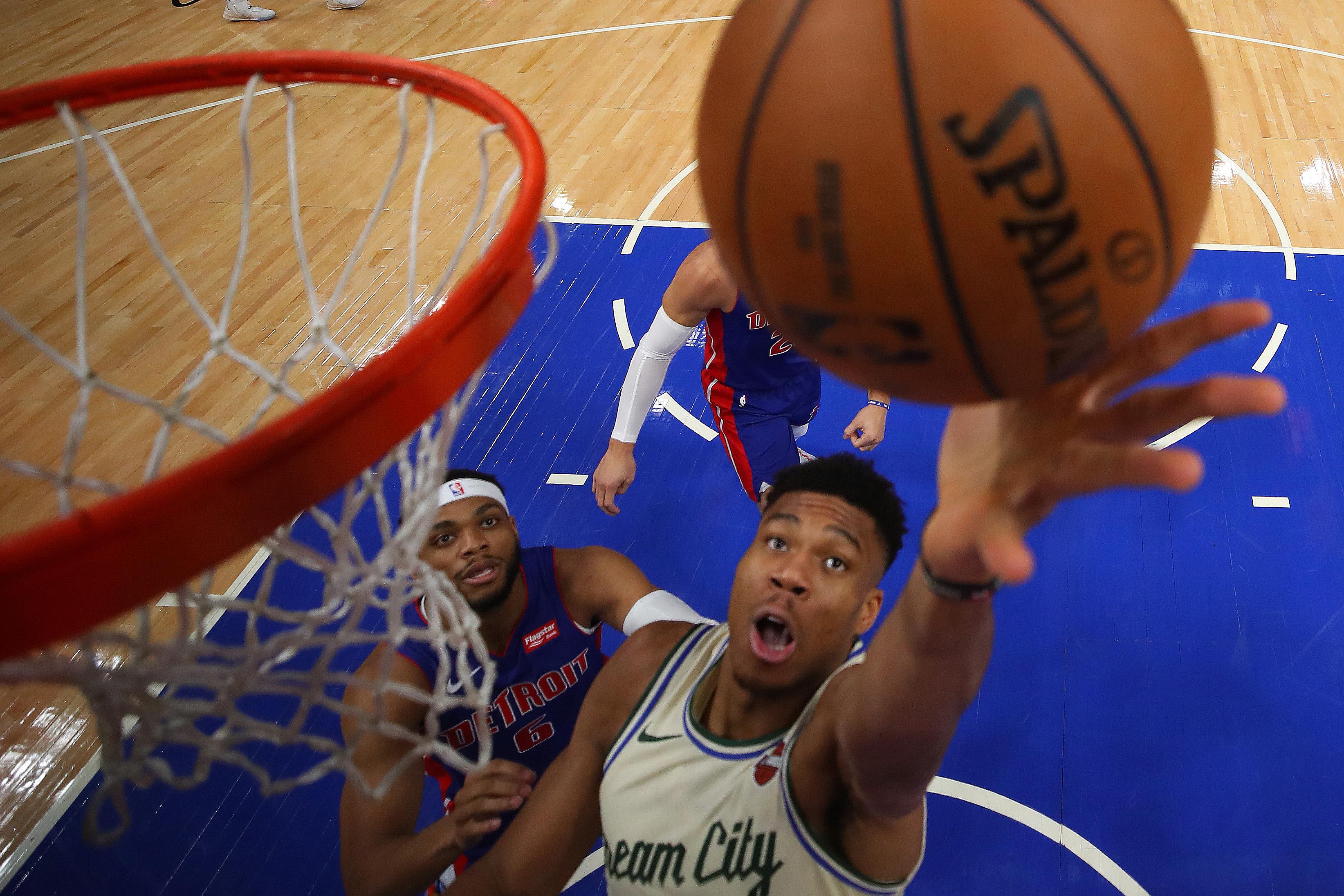 NBA: Bucks somam 13 vitórias consecutivas no Este. O Oeste é dos Lakers