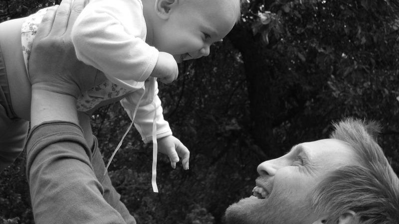 O primeiro Dia do Pai: como eternizar este momento