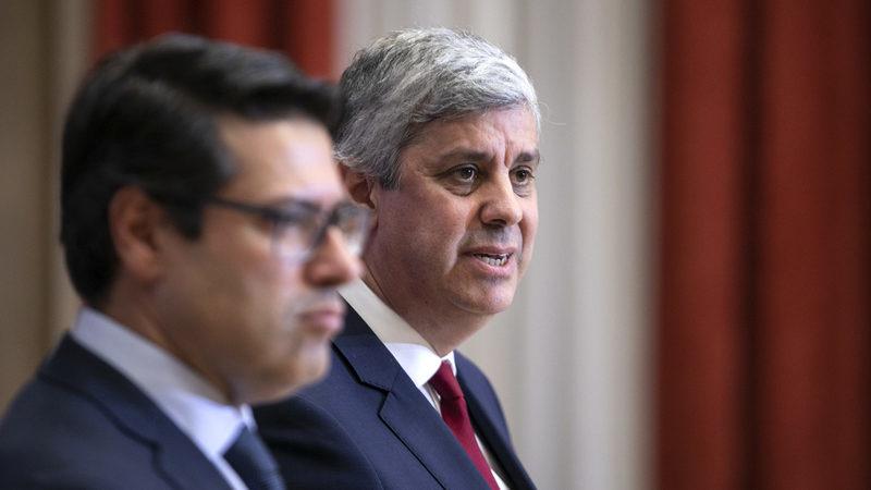 Bruxelas baixa exigências para Portugal cumprir regras orçamentais. Centeno anuncia novo brilharete para 2019