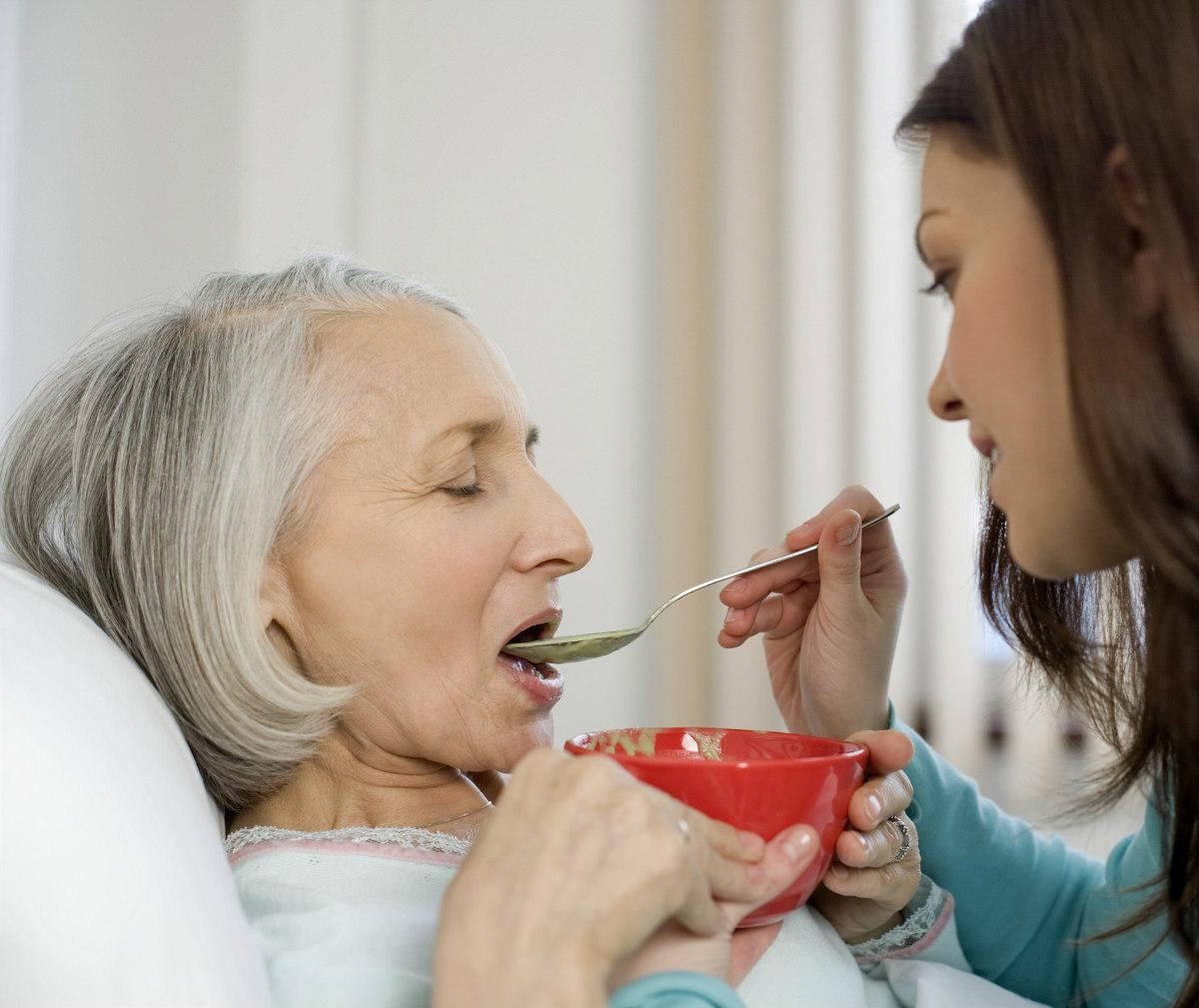 Abdicam de muitas coisas para cuidar de quem não pode cuidar de si