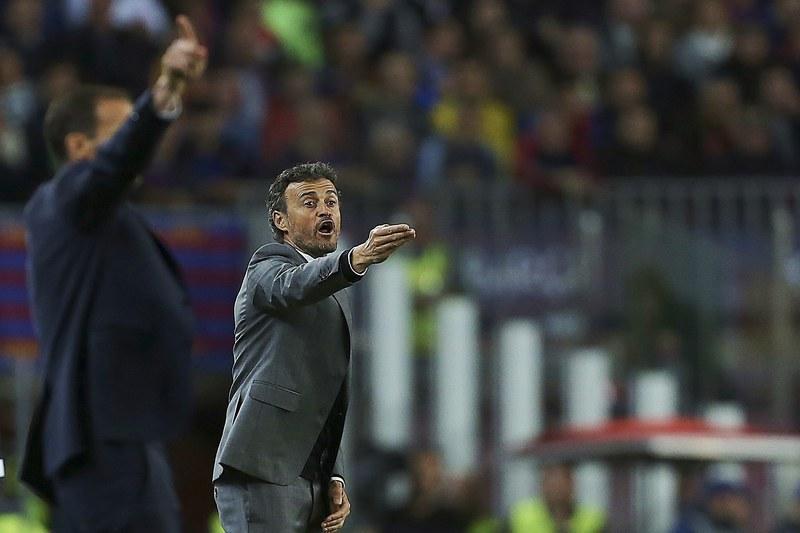 "Luis Enrique: ""Oxalá tivéssemos o calendário do Real Madrid"""