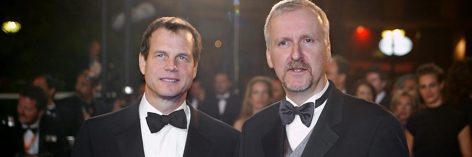 """James Cameron recorda Bill Paxton: """"O mundo é um lugar mais vazio com o seu desaparecimento"""""""