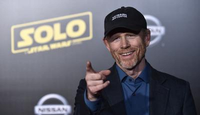 "Ron Howard em Lisboa: realizador de ""Han Solo"" esteve no Colombo a ver o filme"