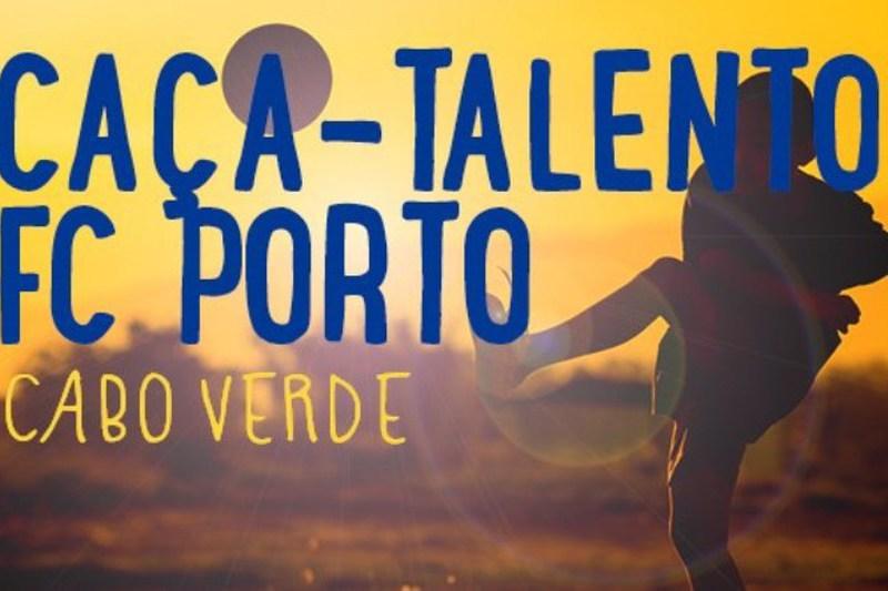 FC Porto à procura de jovens talentos na Cidade da Praia