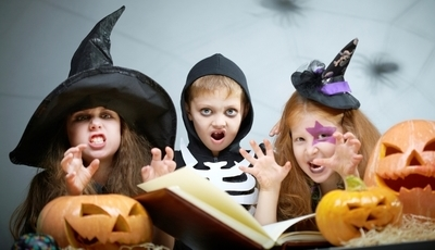 Halloween: sugestões divertidamente assustadoras