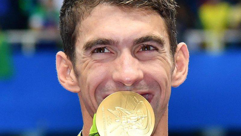 Michael Phelps, um campeão diferente dos outros