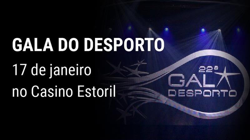 Acompanhe a Gala do Desporto 2018 em direto no SAPO Desporto