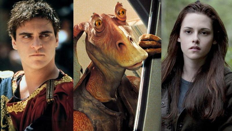 Só nos apetece bater-lhes: as 40 personagens mais odiadas do cinema