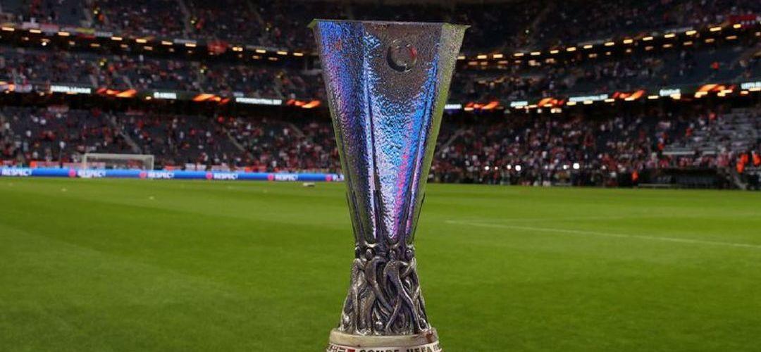 Confira o resultado do sorteio dos oitavos de final da Liga Europa
