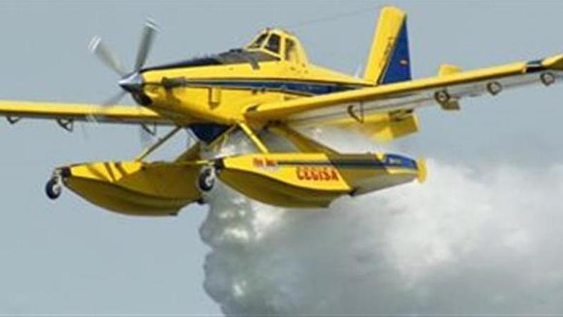 Incêndio em Fátima obriga à mobilização de quase 300 operacionais e seis meios aéreos