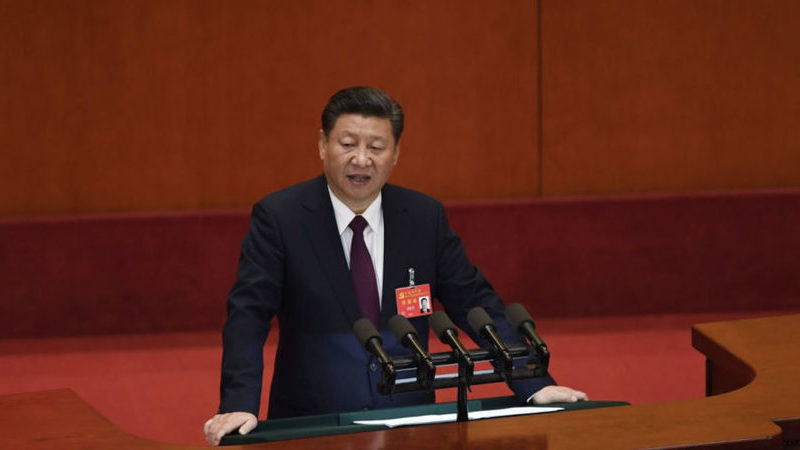 """Xi Jinping: """"Quem tentar atividades separatistas em qualquer parte da China acabará com o corpo esmagado"""""""