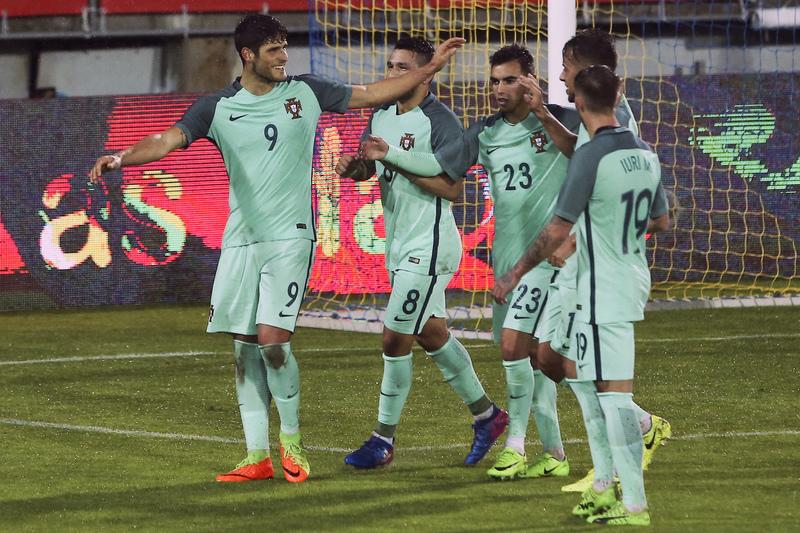 Portugal vence Noruega em mais um teste para o Euro2017