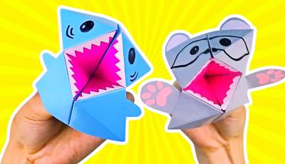 Tutoriais simples para entreter as crianças de forma divertida