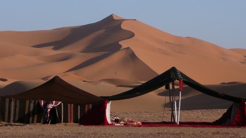 Os aromas das memórias de uma viagem a Marrocos