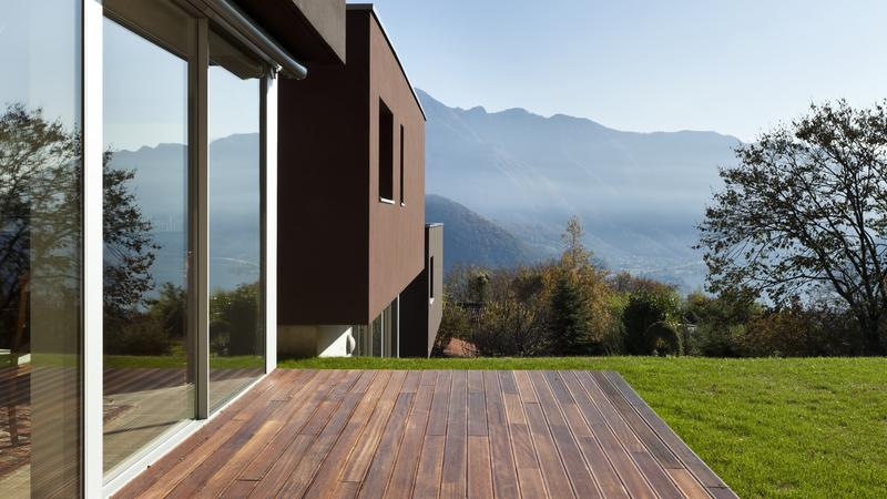Soluções habitacionais para pessoas que privilegiam o contacto com a natureza