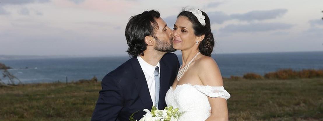 Cuca Roseta celebra 3 anos de casamento – recorde as fotografias do dia