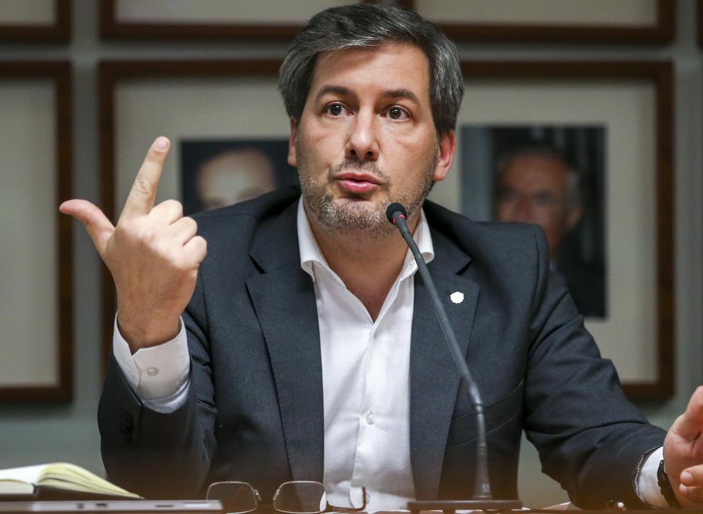 """Bruno de Carvalho: """"Se receber um 'Não' na AG, não me recandidato, saio de cena. Escusam de me expulsar de sócio"""""""