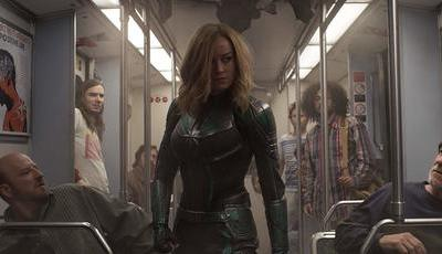 """""""Captain Marvel"""" continua a ser o filme preferido nas bilheteiras de todo o mundo"""
