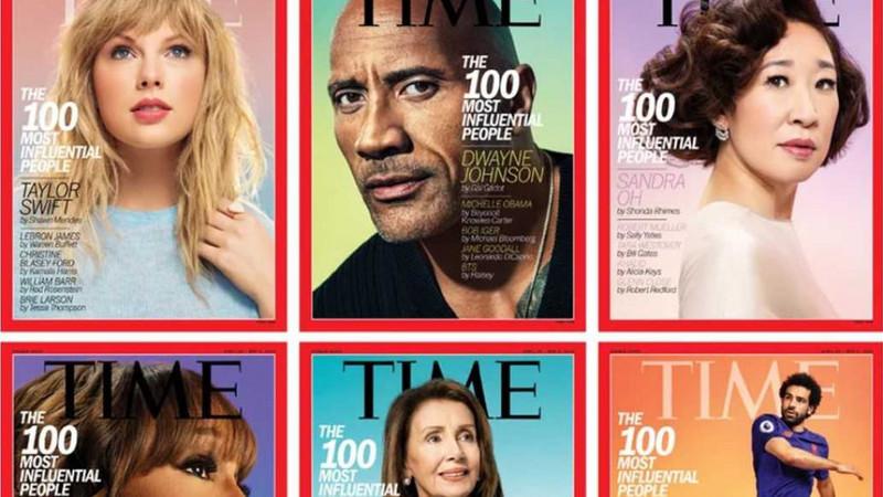 Mais mulheres e mais jovens: como a lista dos 100 mais influentes da TIME mudou em 15 anos
