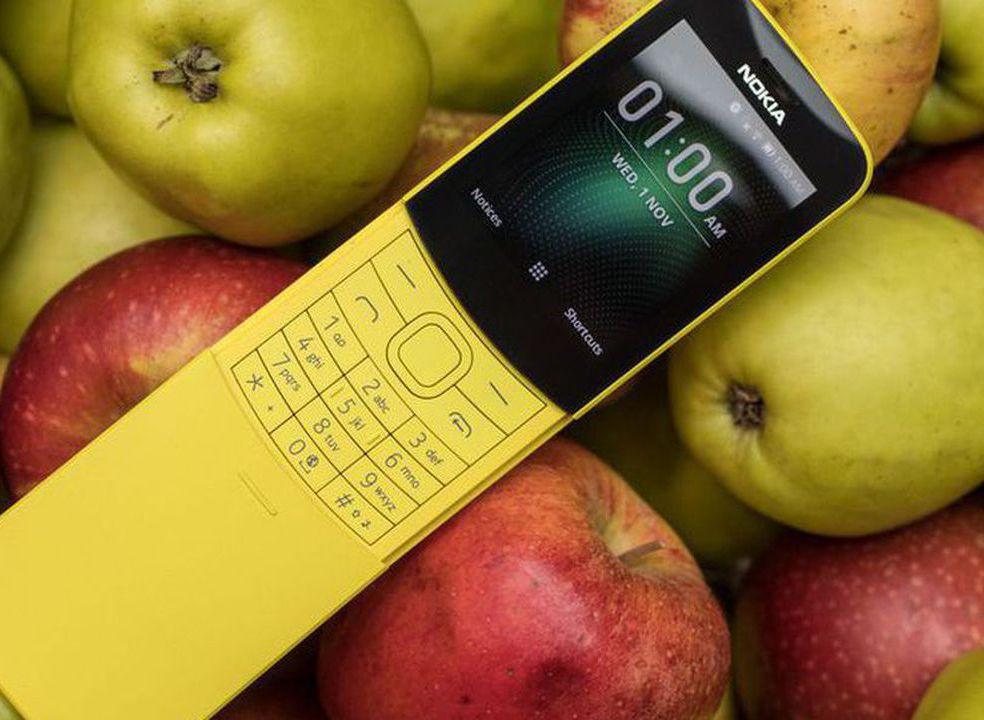 MWC 18: Nokia volta a apelar à nostalgia com o novo 8110 4G