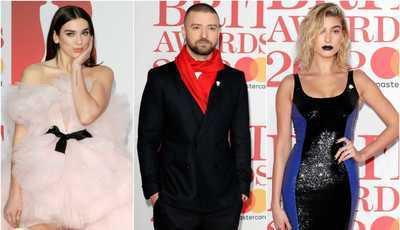 BRIT Awards: Os melhores e piores looks da passadeira vermelha